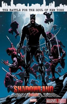 Daredevil is a Marvel Comics Superhero created by Stan Lee and Bill Everett, with artistic input from Jack Kirby and Wally Wood. Daredevil was an attempt to … Marvel Comics, Hq Marvel, Marvel Comic Universe, Comics Universe, Marvel Heroes, Marvel Characters, Comic Villains, Book Characters, Daredevil Suit
