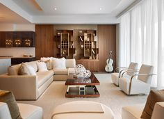 Echo Aventura Design from the Contemporary Portfolio and Galleries from Interiors by Steven G.