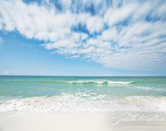 Where heaven meets sugar white sand and turquoise water… #SouthWalton