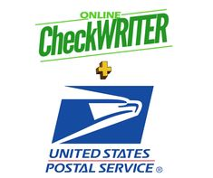 Checks in the mail - You make checks online we print and mail in an hr <$1