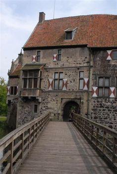 Burg Schloss Nordkirchen, Deutschland