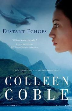 Distant Echoes (The Aloha Reef Series #1) by Colleen Coble. Great thriller by a well-known and talented Christian fiction writer, plus, Hawaii. One of the best Christian fiction series I've come across.