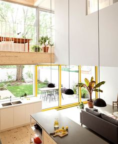Renovation Of Clark House By La Shed Architecture. Happy Canada DayMontreal  ...