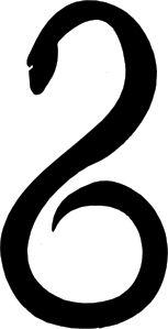 Serpent clip art - vector clip art online, royalty free & public domain