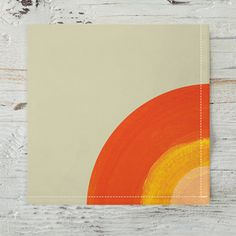 Good Morning Sunshine Cloth Napkin Set