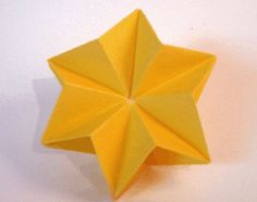 origami star - not in English, but I figured it out easily enough.