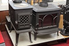 #homestead - Used to have these in New Mexico... wish I had them here - Jotul Wood Stoves