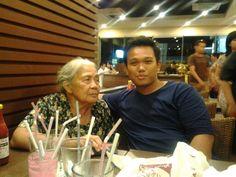 I love you more grandma :')