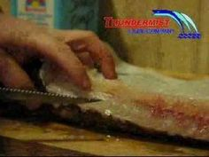How to Fillet a Northern Pike - Fillet a Northern Pike with No Bones - P...