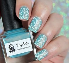 Vapid Lacquer | Star Stamping
