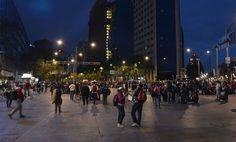 """El descaro de la CNTE es exigir un pago por quincenas no trabajadas por sus agremiados, un pago por los bloqueos, marchas y desmadres que hacen sus """"profesores"""", """"profesores"""" que cobran hasta por tres plazas, muchas de ellas heredadas o compradas."""