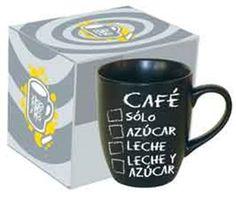 Taza Pizarra café