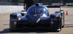 Honda racing HPD.
