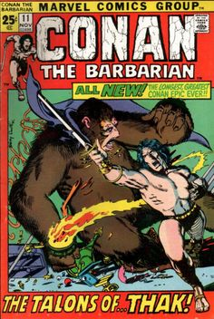 COMIC_conan_the_barbarian_11 #comic #cover #art