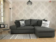 House Design, Couch, Rooms, Furniture, Home Decor, Ideas, Sleeper Couch, Furniture For Small Spaces, Modern Living Room Furniture