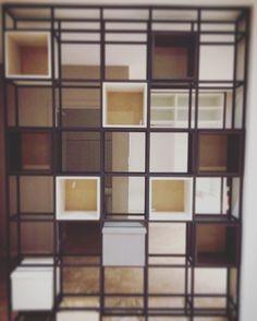 Waiting wooden boxes #archilovers #design #designers #architecture #architect #architettura #italiandesign #bookshelves #designbookshelves #steel #wood #woodenbox #details #freedomdesign #turin #italy #designporn #architectureporn #ideas #designideas
