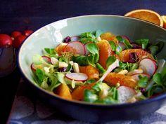 Innamorarsi in cucina: Insalata alle arance rosse