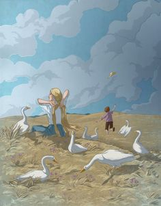 """""""The Goose Girl"""" by KDodge"""