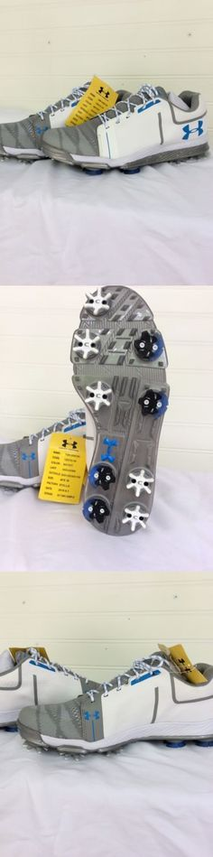 Golf Shoes 181147: Nwt Under Armour Womens Golf Shoes Ua Tempo Sport Size 7 -> BUY IT NOW ONLY: $74.99 on eBay!