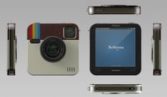The First Instagram Camera via WhereCoolThingsHappen.com