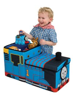 Thomas the Tank Engine Ready Room Soft Storage Thomas the Tank Engine Ready Room Soft StorageBrand New ReleaseCreate your own bedroom of fun with ThomasStorage and Imaginative role-play in one!Fun, versatile storage. Take it anywhere!Size approx: 34.5 cms x 65 cms x 30 cms (13.6 inches x 25.6 inc http://www.comparestoreprices.co.uk/storage/thomas-the-tank-engine-ready-room-soft-storage.asp