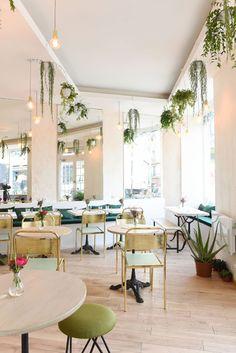 Le restaurant le plus plus sain : L'Abattoir Végétal