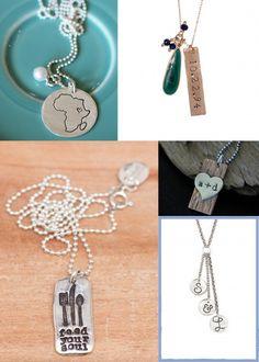 handstamped jewelry