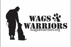 Please LIKE and PIN IT Donate if you can Wags 4 Warriors Training Facility by Jen Gayler DeLorenzo - GoFundMe