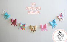 bow garland