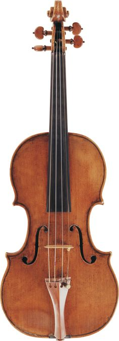 1662 Andrea Guarneri Violin from The Four Centuries Gallery
