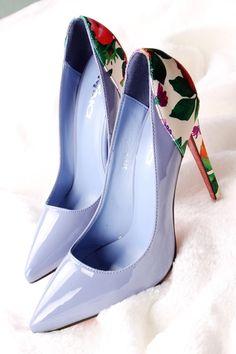 Мода туфли на высоком каблуке цвет блок печать туфли на высоком каблуке туфли на высоком каблуке цвет блока украшения острым носом japanned кожа туфли на высоком каблуке женщин купить на AliExpress