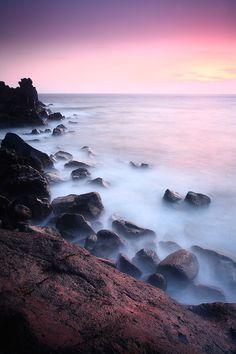 Lava formations - Lanzarote