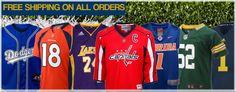 Free Shipping on baby NFL jerseys, infant NCAA jerseys, baby MLB jerseys, infant NBA jerseys and toddler NHL jerseys courtesy of www.littlesportfan.com