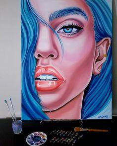Oil Paint, Tubes - Set of 24 Arteza, Inspiration, Painting, Paint Set, Oil Painting, Illustration Art, Art, Paint Tubes, Colours