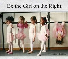 "This was sent to me by one of my favorite people with the message, ""you are the girl on the right."" Yes. Yes I am."