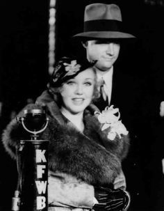 Ginger Rogers & Howard Hughes