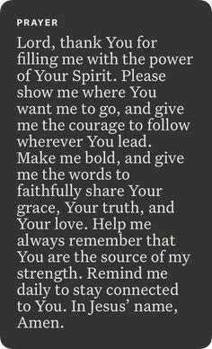 Prayer Scriptures, Faith Prayer, Prayer Book, Prayer Quotes, Bible Verses Quotes, Faith Quotes, Afternoon Prayer, Good Morning Prayer, Morning Prayers