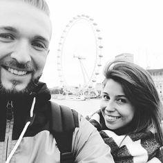 L o n d o n . 💂🎡 #londonweekend #latergram #london #londoneye #weekend #travel #traveling #picoftheday #pic #photo #selfie #love #loving #lovingmoment #lovingtime #londres