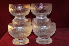 Iittala-Kekkerit-Timo Sarpaneva- Dessertskål Danish Modern, Mid-century Modern, Minnen, Mason Jar Wine Glass, Retro, Finland, Scandinavian, Art Ideas, Mid Century