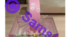 "Samsiny: PLOTTERFREEBIE ""Osterkorb"" (SVG;DXF, studio)"