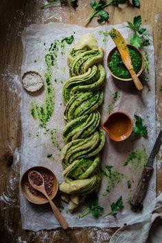 Pesto, Brunch, Healthy Food, Healthy Recipes, Avocado Toast, Veggies, Lovers, Vegan, Baking