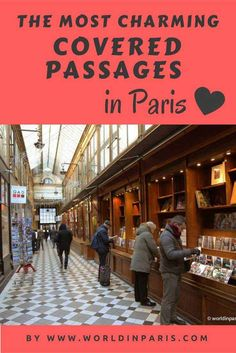 Most beautiful Parisian Walkways | Paris Like a Local | Paris Travel Inspiration | Paris Architecture | Paris Shopping | Vintage Shopping | Cute Cafes in Paris