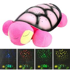 Cute Sublime Sparkling Pink Turtle Shape Audio Speaker Night Light Plush Toy -Pink Cute Sublime Sparkling Pink Turtle Shape Audio Speaker Night Light Plush Toy -Pink [202723] - US$23.18 : Seg Led