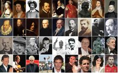 Spanish People - Spanish People, Mosaic, Photo Wall, Movie Posters, Movies, Art, Art Background, Photograph, Films