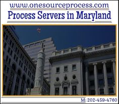 how to become a process server in maryland