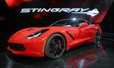 2014 Chevrolet Corvette Stingray (Rod Hatfield)