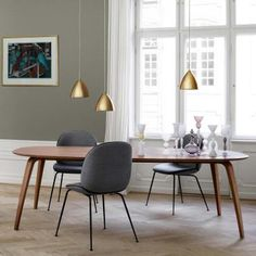 Beetle chair - spise-stol Gamfratesi-design