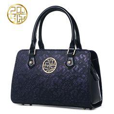 72.59$  Buy here - http://ali26u.worldwells.pw/go.php?t=32734839255 - 2016 New PU shoulder bag retro bag ladies message women Fashion bag P140010 72.59$