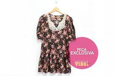 Vestido flower//
