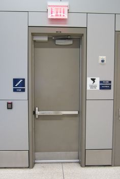Decoded: IBC - Electromagnetically Locked Egress Doors (March 2012)